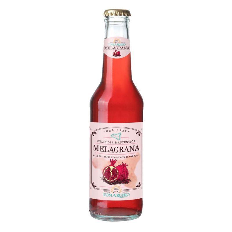 Pomegranate Juice - Sicilian Sparkling soft drink