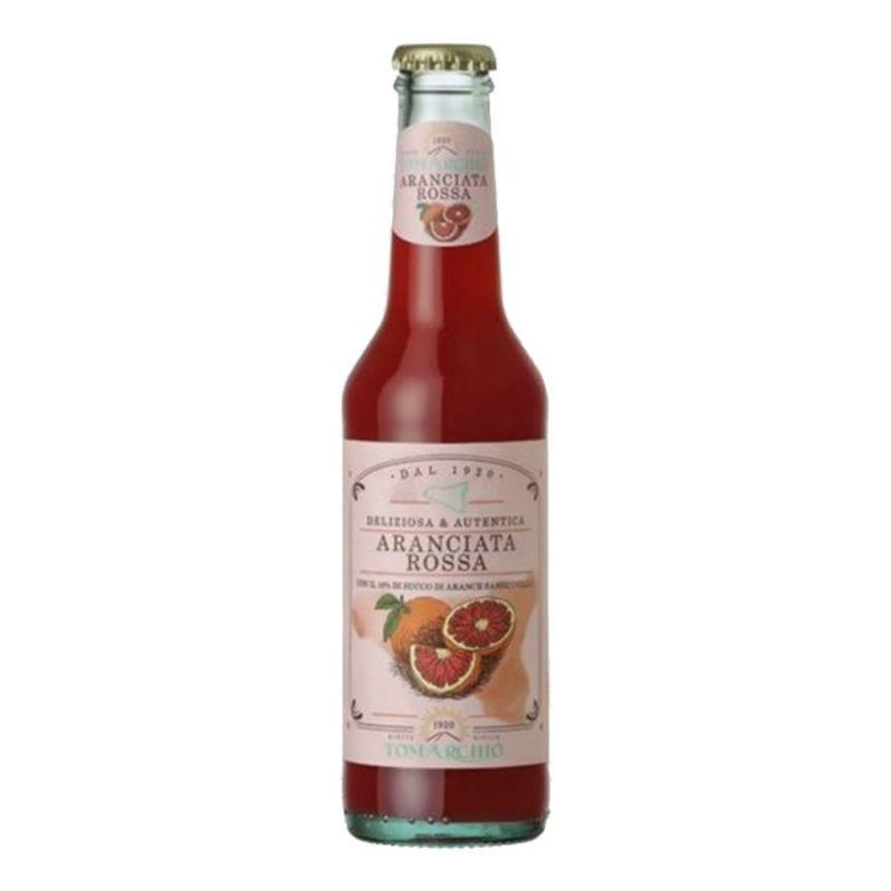 Blood Orangeade - Sicilian Sparkling drink