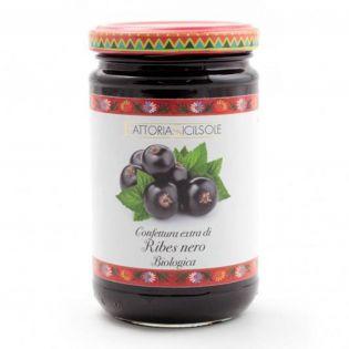 Black Currants Extra jam ORGANIC