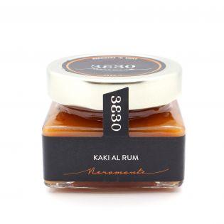 Confettura Extra di Kaki e Rum 3330 - Neromonte