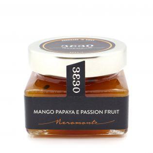 Mango, Papaya and Passion Fruit Extra Jam