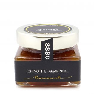 Chinotto and Tamarind Marmelade 3330 Neromonte