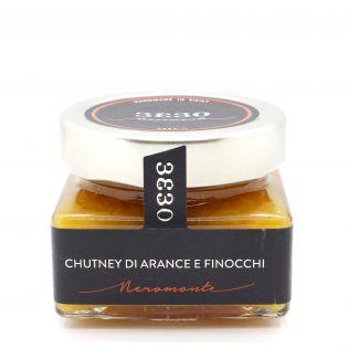 Chutney di Arance e Finocchi 3330 - Neromonte