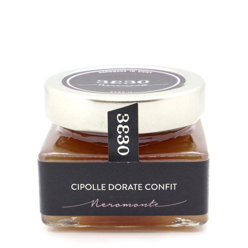 Golden Onion sweet preserve 3330 Neromonte