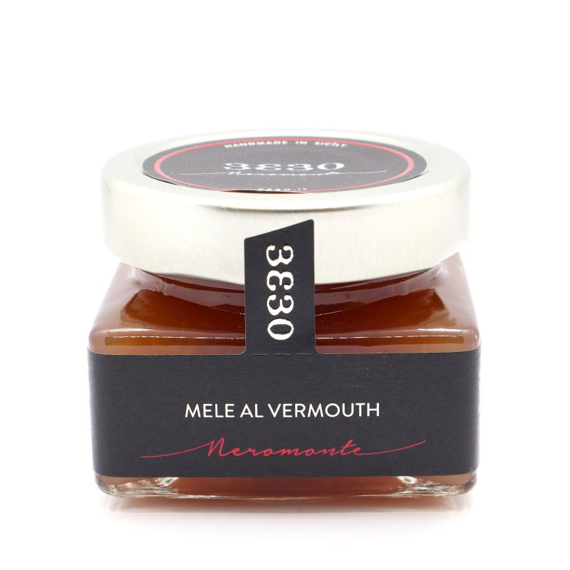 Apple and vermouth Extra Jam 3330 Neromonte