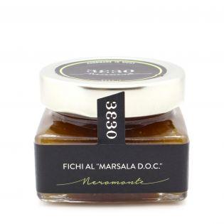 Figs and Marsala DOC Extra Jam 3330 Neromonte