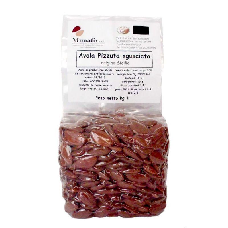 Avola Almond shelled - 1 kg