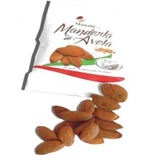 Avola Almond shelled - 20 gram snack pack