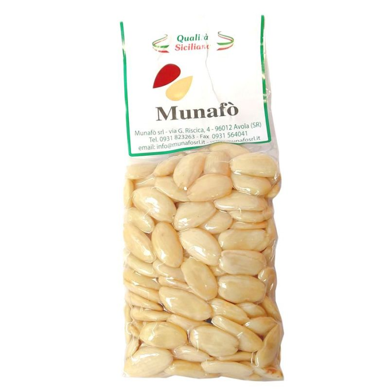 Peeled Avola Almond - 250 g