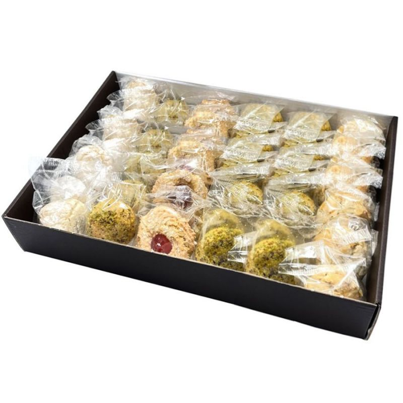 Almond paste mixed (Carton box) - 1 kg pack
