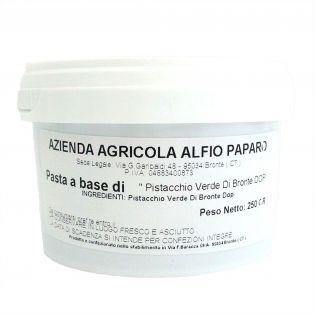 Pasta di Pistacchio Verde di Bronte DOP 250 grammi