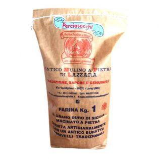 Perciasacchi antique sicilian flour - 1 Kg