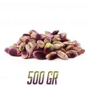 Pistacchio di Bronte DOP 500 grammi sgusciato al naturale