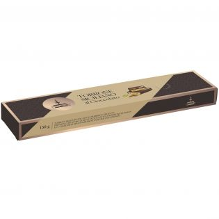 Sicilian dark chocolate nougat bar by Fiasconaro - 150 g