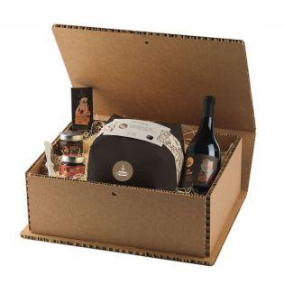Strenna Nero Sublime Gift Box by Fiasconaro