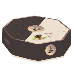 Sicilian nougat by Fiasconaro - Octagonal box