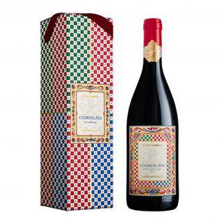 Cuordilava Donnafugata Dolce e Gabbana - Etna red wine DOC 2017