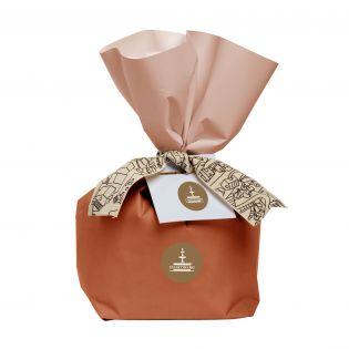 Panettone with chocolate drops Fiasconaro - 500 grams