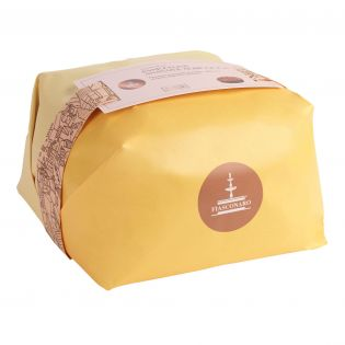 Panettone with candied Ananas and Apricot Fiasconaro 1 kg