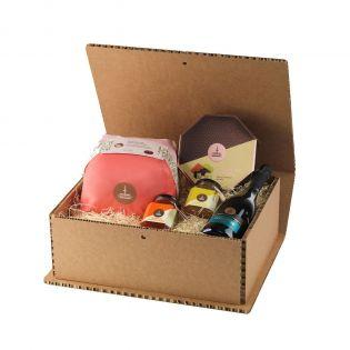 Traditional Strenna Gift Box by Fiasconaro