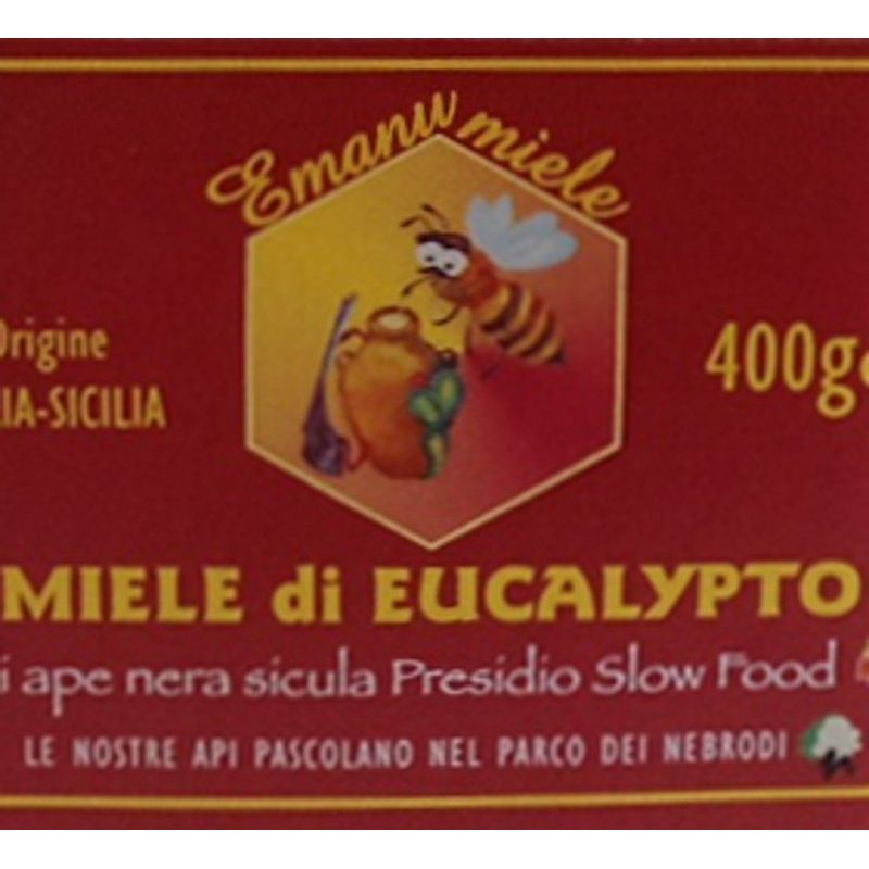 Sicilian Eucalyptus Honey