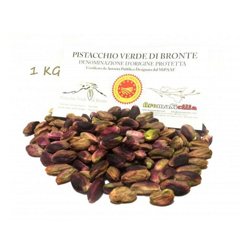 Shelled Pistachio of Bronte - 1 kg