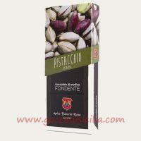 Cioccolato modicano I.G.P. al pistacchio