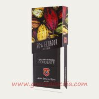 Ecuador single origin dark chocolate - Chocolate of Modica