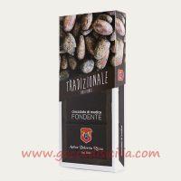 Fondente Nero - Cioccolato di Modica I.G.P. Tradizionale