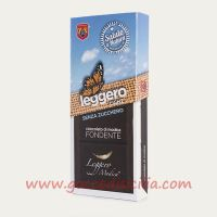 "I.G.P. Chocolate ""Light Modica"" -50% of calories"