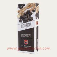 Vendita cioccolato modicano alla Liquirizia
