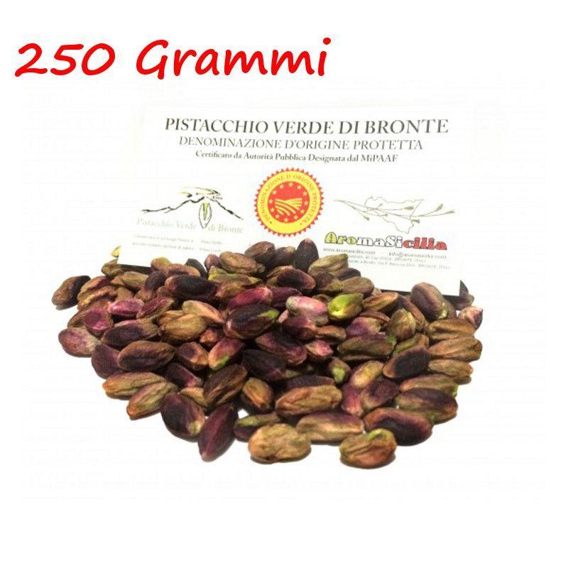 Shelled Pistachio of Bronte - 250 g