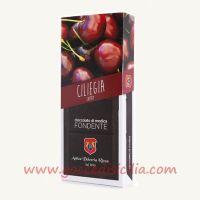 Cioccolato di Modica I.G.P. alla Ciliegia