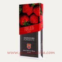 Cioccolato di Modica I.G.P. alla Fragola