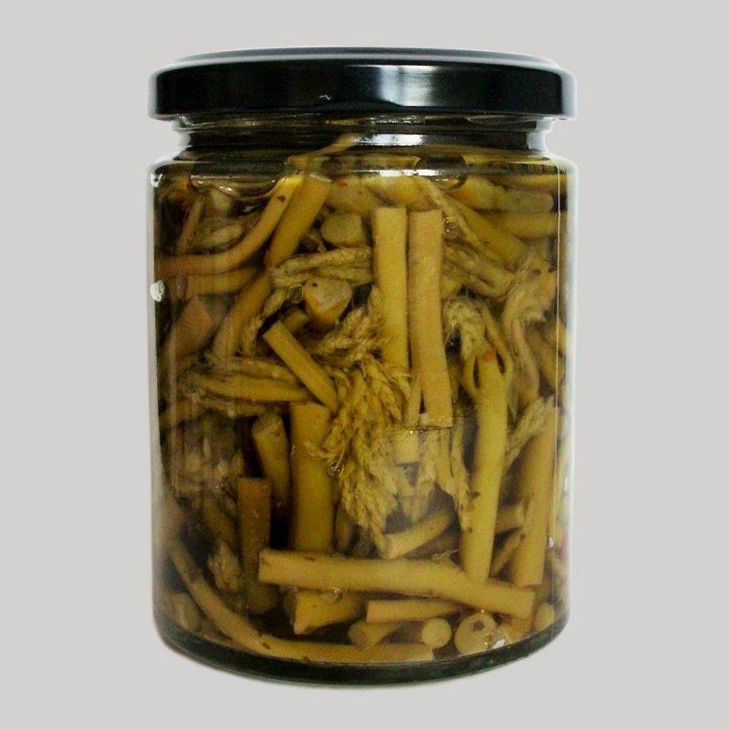 Wild Asparagus in oil