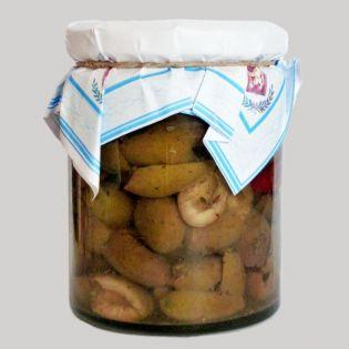 Olive Tagliate Sott'olio