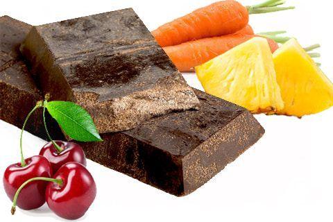 Modica Chocolate IGP Fruit Flavours