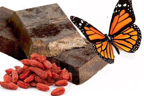 Cioccolato di Modica IGP gusti Natura e Salute